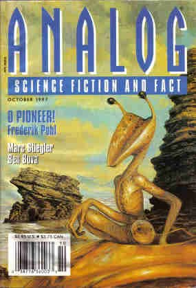 9780202897103: Analog Science Fiction & Fact, October 1997 (Volume CXVII No. 10)
