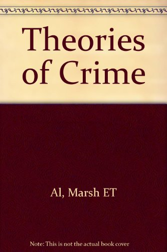 9780203030516: Theories of Crime