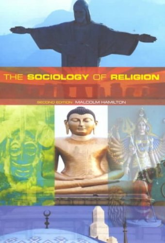 9780203051603: Sociology of Religion