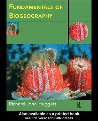 9780203055793: Fundamentals of Biogeography