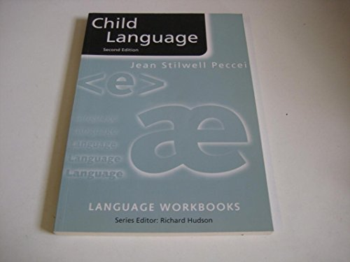9780203058886: Child Language
