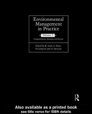 9780203066195: Environmental Management in Practice: Compartments, Stressors and Sectors, Vol. 2