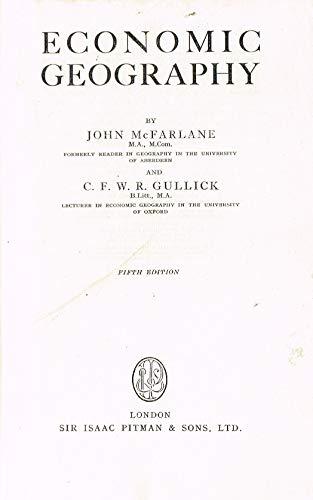 9780203114988: Economic Geography