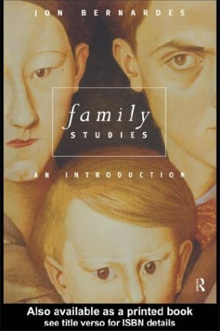 9780203141649: Family Studies. An Introduction.