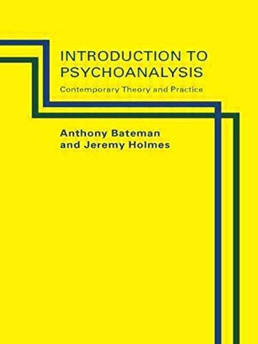 9780203142615: An Introduction to Psychoanalysis
