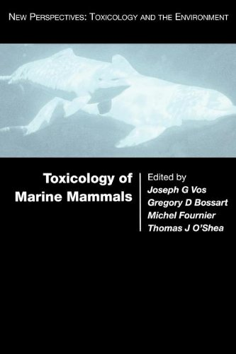 9780203165577: Toxicology of Marine Mammals