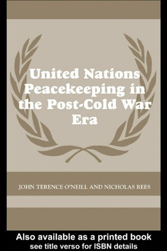 9780203307434: United Nations Peacekeeping in the Post-Cold War Era