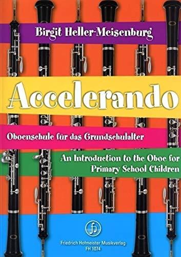 9780203410745: Accelerando - Oboenschule für das Grundschulalter: Oboe