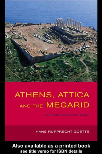 9780203458815: Athens, Attica and the Megarid. Routledge. 2001.