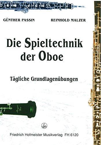 9780203461204: Spieltechnik der Oboe: Tägliche Grundübungen