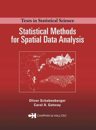 9780203491980: Statistical Methods for Spatial Data Analysis