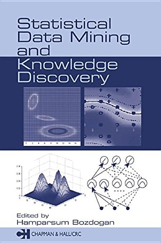 9780203497159: Statistical Data Mining and Knowledge Discovery
