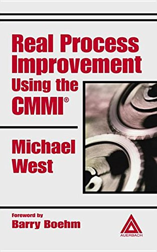 9780203498385: Real Process Improvement Using the CMMI