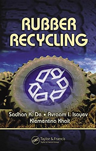 9780203499337: Rubber Recycling