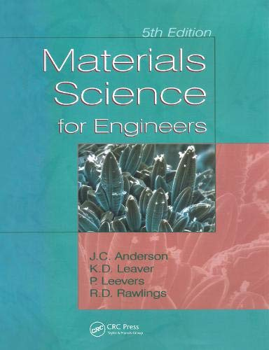 9780203502624: Materials Science for Engineers, 5th Edition