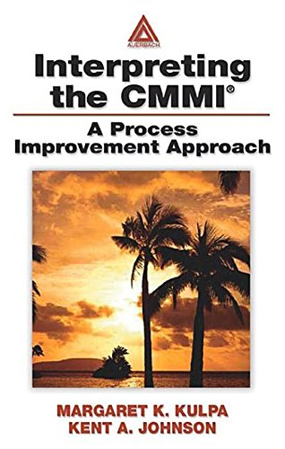 9780203504611: Interpreting the CMMI (R): A Process Improvement Approach Har/Cdr edition by Kulpa, Margaret; Johnson, Kent A. published by Auerbach Publications [ Hardcover ]