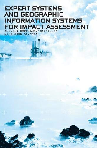 9780203578841: Expert Systems And Geographic Information Systems For Impact Assessment