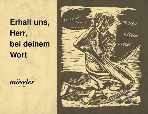 9780203700631: Erhalt uns, Herr, bei deinem Wort: Ein Choral im Spiegelbild deutscher zeitgenössischer Komponisten. Orgel.