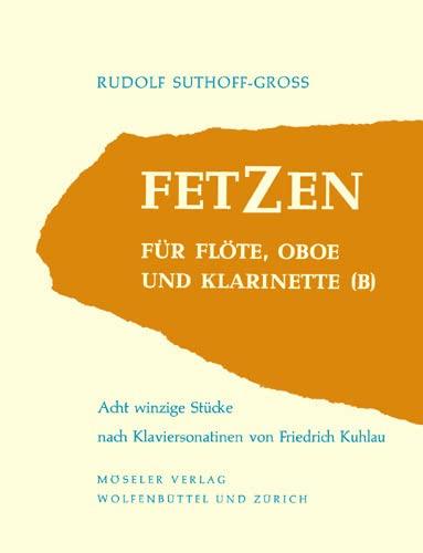 9780203705841: Fetzen (Acht winzige Stücke nach Klaviersonaten von Friedrich Kuhlau)