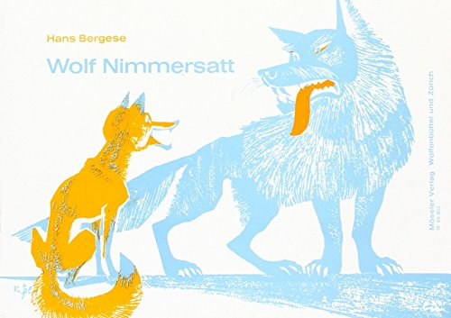 9780203755488: Wolf Nimmersatt (Ein Spiel f�r Kinder nach dem Text der Gebr�der Grimm)