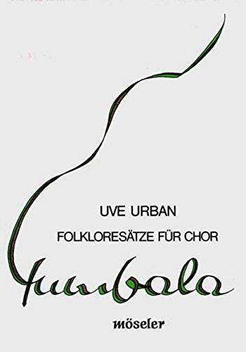 9780203760246: Tumbala (Folkloresätze für Chor)