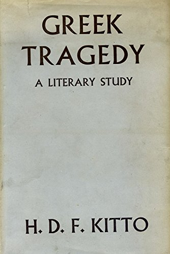 9780203828236: Greek Tragedy: A Literary Study