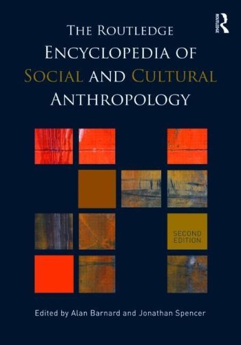 9780203866474: The Routledge Encyclopedia of Social and Cultural Anthropology