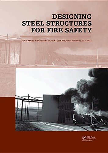9780203875490: Designing Steel Structures for Fire Safety
