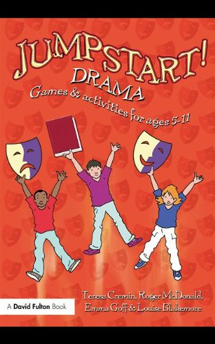 9780203878255: Jumpstart! Drama: Games and Activities for Ages 5-11