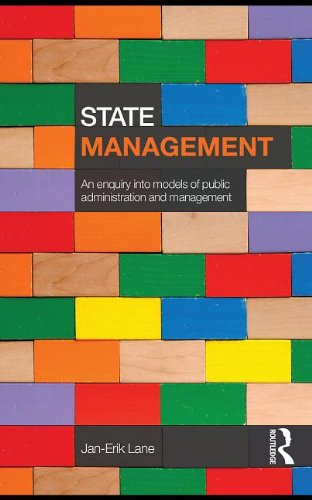 9780203879887: State Management: An Enquiry Into Models of Public Administration & Management