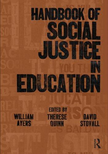 9780203887745: Handbook of Social Justice in Education