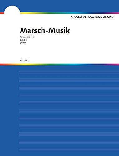 9780203907634: Marschmusik 1
