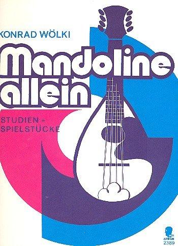 9780203911662: Mandoline allein (Studie und Spielstücke)