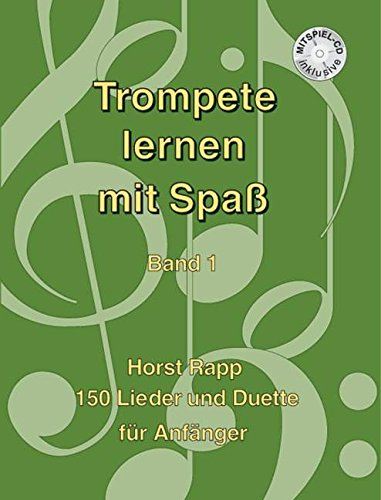 9780203920657: Trompete lernen mit Spaß 1