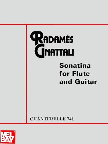 9780204701224: Radames Gnattali: Sonatina for Flute and Guitar