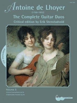 9780204702511: Antoine de Lohyer: The Complete Guitar Duos: 1