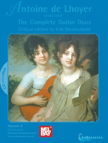 9780204702528: Antoine de Lohyer: The Complete Guitar Duos