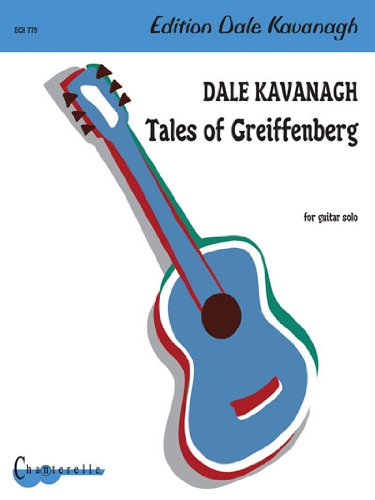 Dale Kavanagh - Tales of Greiffenberg (For: Kavanagh, Dale