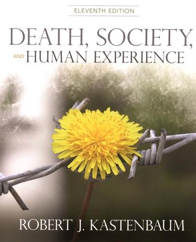 9780205001088: Death, Society, and Human Experience