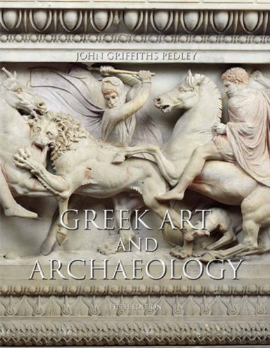 9780205001330: Greek Art and Archaeology
