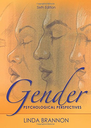 9780205001651: Gender: Psychological Perspectives, Sixth Edition