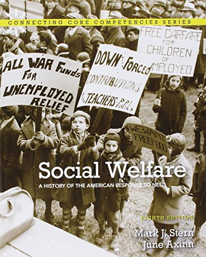 9780205001910: Social Welfare: A History of the American Response to Need, 8th Edition