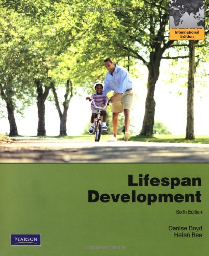 9780205002986: Lifespan Development: International Edition