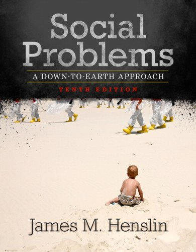9780205004164: Social Problems: A Down-To-Earth Approach (10th Edition)