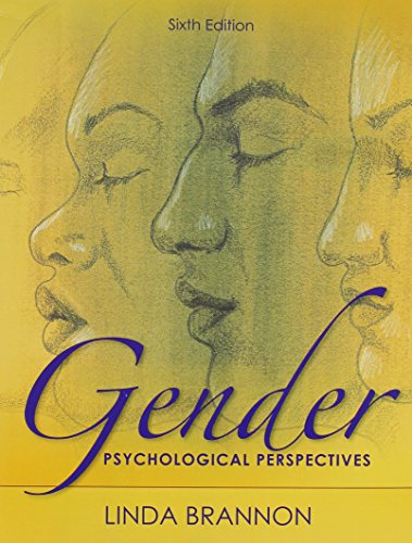 9780205004454: Gender: Psychological Perspectives with MySearchLab (6th Edition)