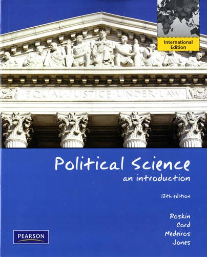 9780205006274: Political Science: An Introduction