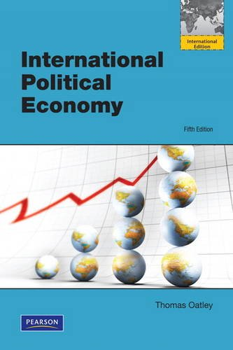 9780205006281: International Political Economy: International Edition