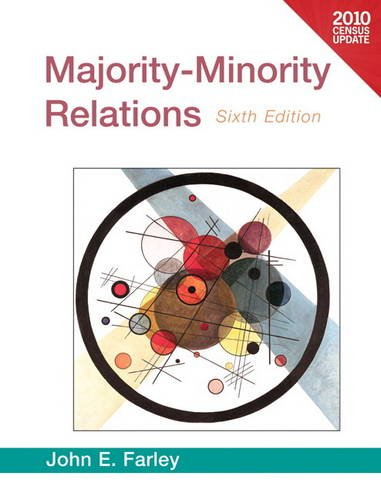 9780205006571: Majority-Minority Relations Census Update (6th Edition)