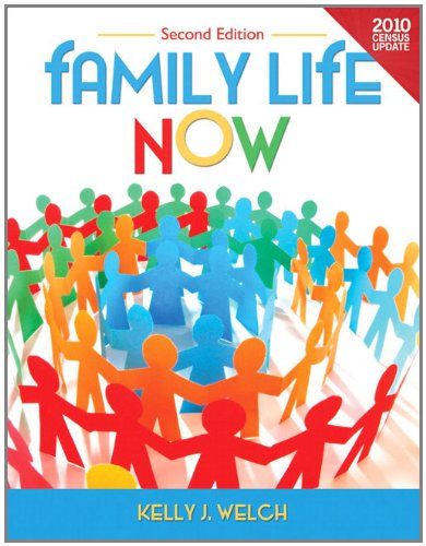 9780205006830: Family Life Now Census Update