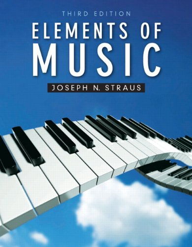 9780205007097: Elements of Music (3rd Edition)